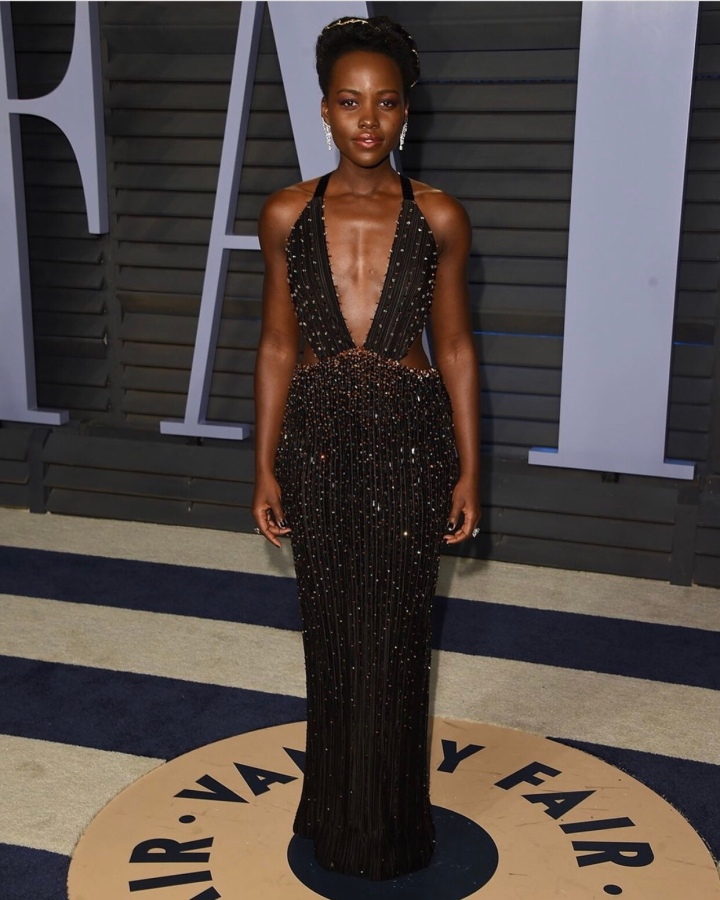Stars showed out at Oscars afterparty