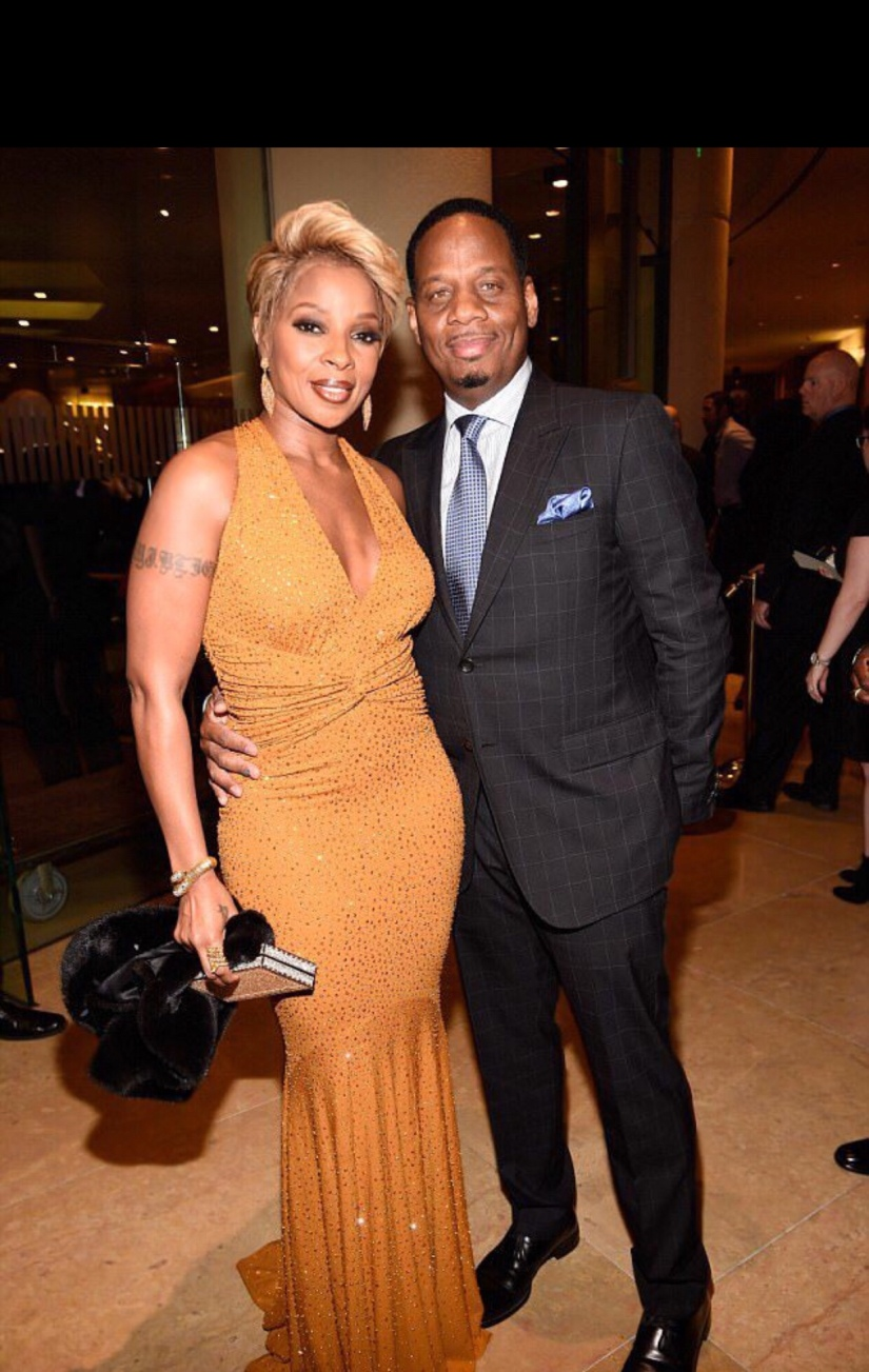 Mary J Blige and husband of 12  years Kendu Isaacs have settled their bitterdivorce
