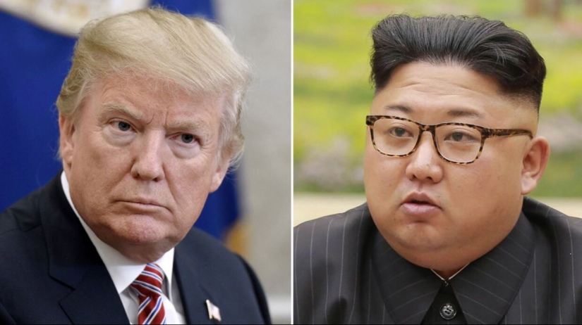President trump has accepted to meet with North Korea leader Kim Jong un