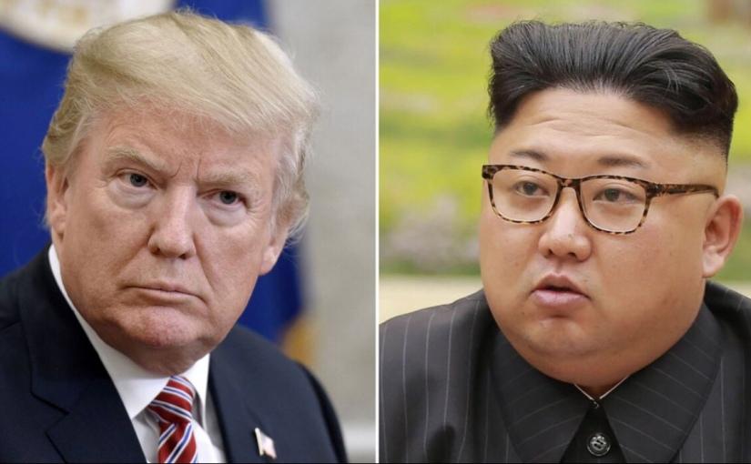 President trump has accepted to meet with North Korea leader Kim Jongun
