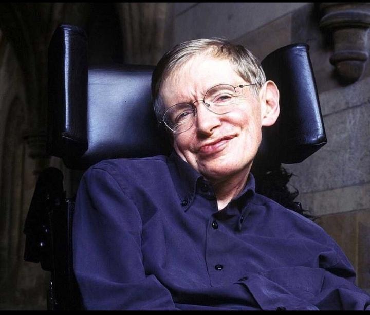 Stephen Hawking has died at age76.