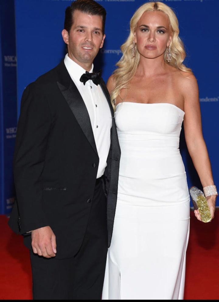 Donald Trump Jr's wife Vanessa Trump has filed fordivorce