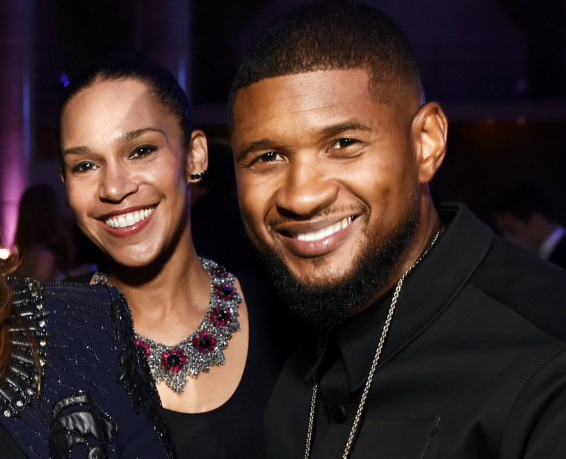 Usher and his wife Grace Miguel, have called it quits after two years ofmarriage.