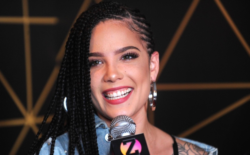 "Halsey Sparks Controversy After Speaking Out About Hotels Only Having ""White People Shampoo"""
