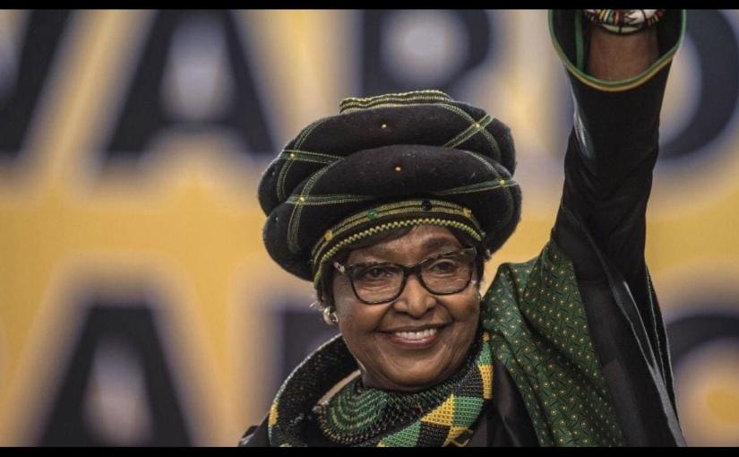Winnie Mandela, former wife of Nelson Mandela dies at81