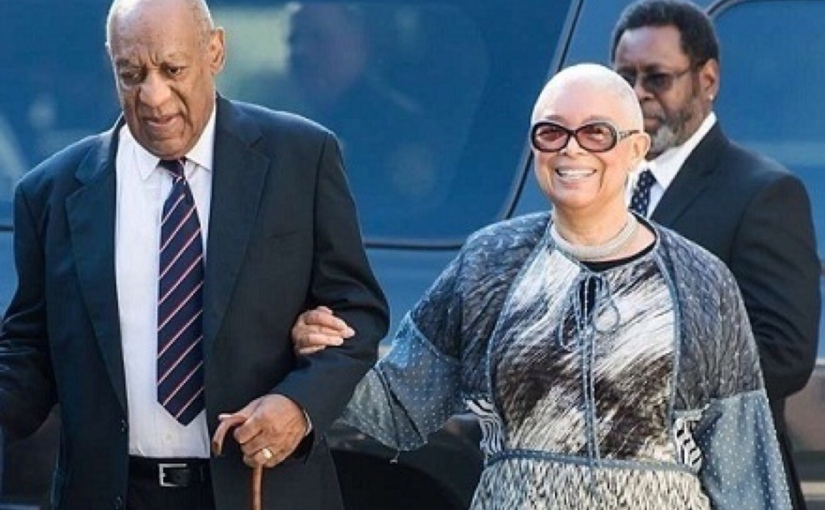 Bill Cosby's Wife Camille Breaks her Silence Following Guilty Verdict of her husband BillCosby.